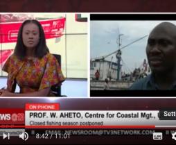 Ghana's 2018 Fishing Closed Season Suspended