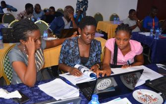 CCM Organises Intermediate GIS Short Course