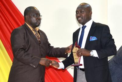 ACECoR Director receives award